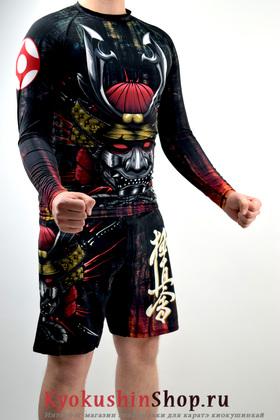 """Шорты """"Красный самурай"""""""