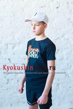 Бейсболка киокушинкай(Полная предоплата)