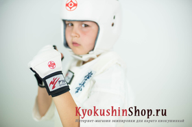 Перчатки премиум (киокушинкай)