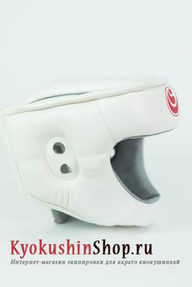 Шлем с закрытым подбородком шинкиокушин