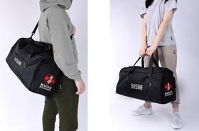 Именная сумка киокушинкай