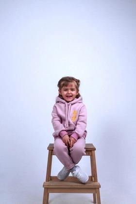 Толстовка киокушинкай детская с капюшоном